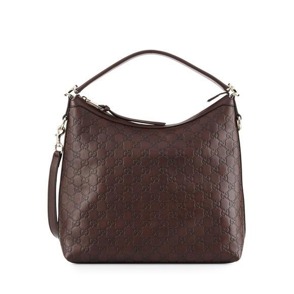4c5ccd8e704 Gucci Handbags - 🎉HP🎉 Gucci Miss GG Guccissima Leather Hobo Bag